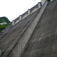 堤高 156.0 m